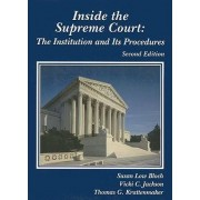 Inside the Supreme Court by Susan Bloch