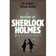 Sherlock Holmes: The Return of Sherlock Holmes (Sherlock Complete Set 6) by Sir Arthur Conan Doyle