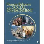 Human Behavior in the Social Environment by Rudolph Alexander