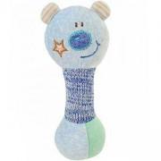Бебешка играчка - плюшено мече с пищялка, 1247 Babyono, 9070212