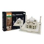 Toyhouse Taj Mahal 3D Puzzle, Multi Color