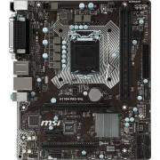 Placa de baza H110M PRO-VHL, Socket 1151, mATX