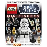 LEGO Star Wars Minifigures Ultimate Sticker Collection by DK