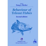 Behaviour of Teleost Fishes by Tony J. Pitcher