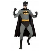 Batman 2nd Skin Fancy Dress Costume - Extra Large