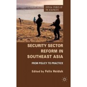 Security Sector Reform in Southeast Asia by Felix Heiduk