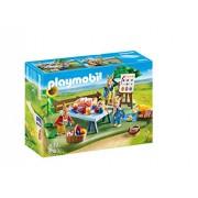Playmobil Easter Bunny Workshop - sets de juguetes (Acción / Aventura, Niño/niña, Multicolor, De plástico)