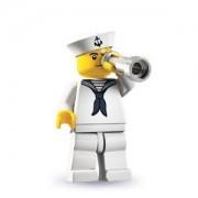 LEGO Minifiguras Coleccionables: Marinero Minifigura (Serie 4)