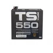 XFX P1-550S-XXB9 Core Ed Alimentatore Elettrico, 550W, Nero