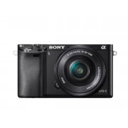 Camera foto Sony ILC-E6000LB 24.3MP Black
