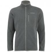 Columbia Men's Altitude Aspect Full Zip Fleece - Grey/Blue - S