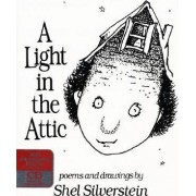 A Light in the Attic Book and CD by Shel Silverstein