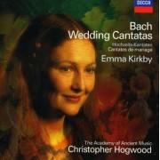 J.S. Bach - Wedding Cantatas (0028945597225) (1 CD)