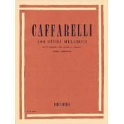 100 Studi Melodici (Melodic Studies) by Reginaldo Caffarelli