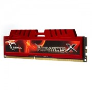 Memorie G.Skill RipJawsX 8GB (1x8GB) DDR3 PC3-10666 CL9 1.5V 1333MHz Intel Z97 Ready, F3-10666CL9S-8GBXL