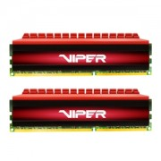 Memorie Patriot Viper 4 8GB (2x4GB) DDR4 3000MHz 1.35V CL16 Dual Channel Kit, PV48G300C6K