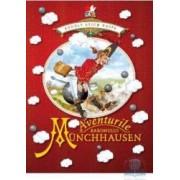 Aventurile baronului Munchhausen - Rudolf Erich Raspe