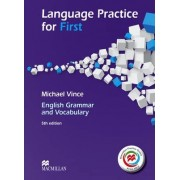 Language Practice for First - Student's Book and MPO without Key Pack by Vince Michael