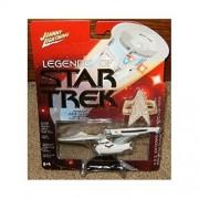Legends of Star Trek USS Enterprise Refit with Battle Damage Series Two
