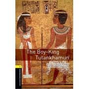 Scott Oxford Bookworms Library: Level 1:: The Boy-King Tutankhamun