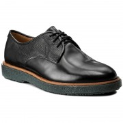 Обувки CLARKS - Modur Walk 261271307 Black Leather