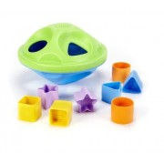 Green Toys SPSA-1036 My First Shape Sorter by Green Toys