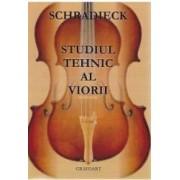 Studiul tehnic al Viorii - Schradieck