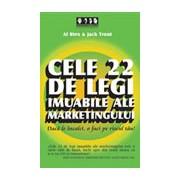 Cele 22 de legi imuabile ale marketingului .Daca le incalci, o faci pe riscul tau .