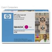 HP Color LaserJet Q6463A Magenta Print Cartridge