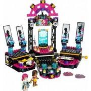 Set Constructie Lego Friends Scena De Spectacol A Vedetei Pop