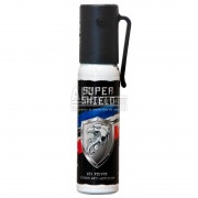 AEROSOL DE DEFENSE POIVRE SUPER SHIELD 25ML