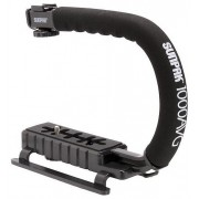 Sunpak 1000AVG video de mână steady slider (SP-VLB-GRIP)