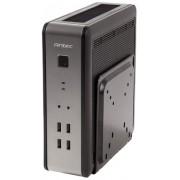 Antec Slim Mini-ITX Case per PC, 90 W, PSU, Nero