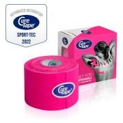 CureTape Cure Tape, 5 m x 5 cm, wasserfest, pink