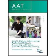 AAT - Professional Ethics in Accounting and Finance by BPP Learning Media