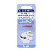 Beadalon Wire Rounder Burr Attachment Use with Battery Operated Bead Reamer and 20 and Smaller Gauge Wires