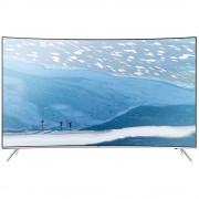 "Samsung 65"" 65KS7502 4К CURVED SUHD TV, SMART, 2200 PQI, QuadCore, DVB-TCS2(T2 Ready), Wireless, Network, PIP, 4xHDMI, 3xUSB, Silver"