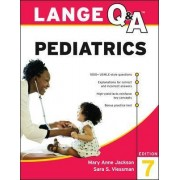 LANGE Q&A Pediatrics by Mary Anne Jackson