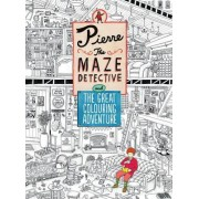 Pierre the Maze Detective and the Great Colouring Adventure by Ic4design