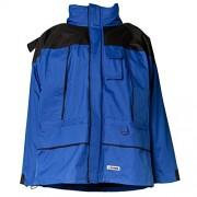 Planam 3130 - Parka para hombre, color blue / black, talla small