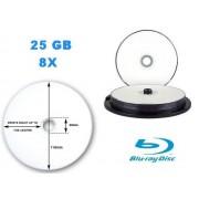 BLU-RAY PRINTABIL 25GB/8X
