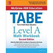 McGraw-Hill Education Tabe Level a Math Workbook