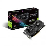 Asus STRIX-GTX1050-O2G-GAMING Carte graphique Nvidia Geforce GTX 1050 2 Go PCI Express