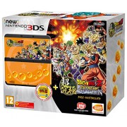 New Nintendo 3DS: Console + Dragon Ball Z: Extreme Butoden Pack - Bundle Limited Edition