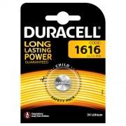 Batteria 1616 Litio 3V Duracell Electronics