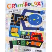 Criminology by Larry J Siegel