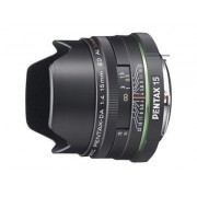 Pentax SMC DA - Objectif grand angle - 15 mm - f/4.0 ED AL Limited - Pentax K