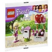 LEGO Friends: Mailbox (Stephanie) Set 30105 (Bagged)