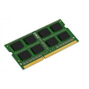 Kingston KCP316SS8/4 Mémoire Notebook 4GB 1600MHz SODIMM, DDR3, 1.5V, CL11, 240-pin