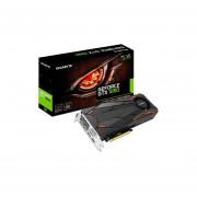 Tarjeta De Video NVIDIA GeForce GTX 1080 Gigabyte Turbo OC, 8GB GDDR5X, 1xHDMI, 1xDVI, 3xDisplayPort, PCI Express X16 3.0 GV-N1080TTOC-8GD